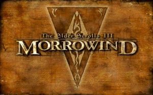Morrowind Main Menu (Original)