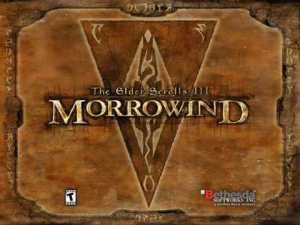 Morrowind Box Art
